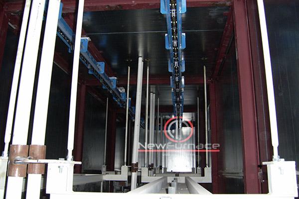 dryer enameling boiler