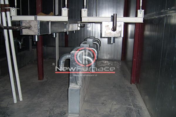 boiler wet enamel dryer