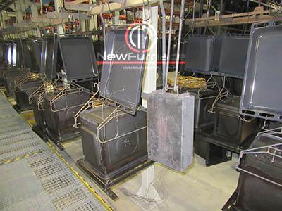 new furnace enameling furnace datapaq