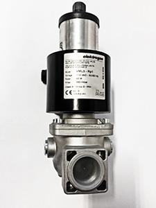 gas electro valve enameling furnace